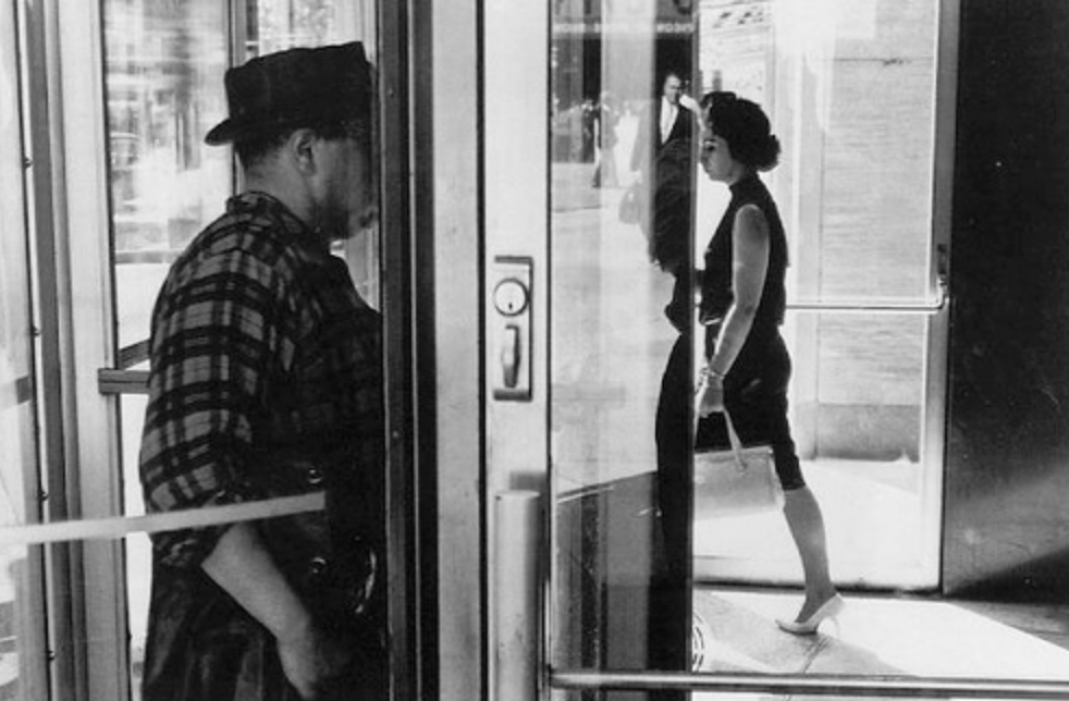 Lee Friedlander Photograph