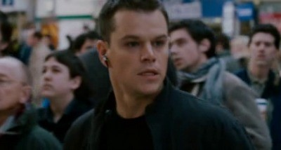 Matt Damon in The Bourne Legacy