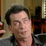 Charlie Sheen acting