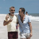 Joe Mantello and Mark Ruffalo in The Normal Heart