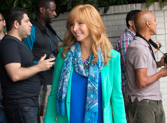 Lisa Kudrow in the mocumentary The Comeback
