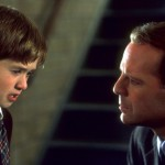 Bruce Willis and Haley Joel-Osmont in The Sixth Sense