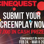 Cinequest Screenplay Submission