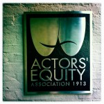 Actors Equity membership