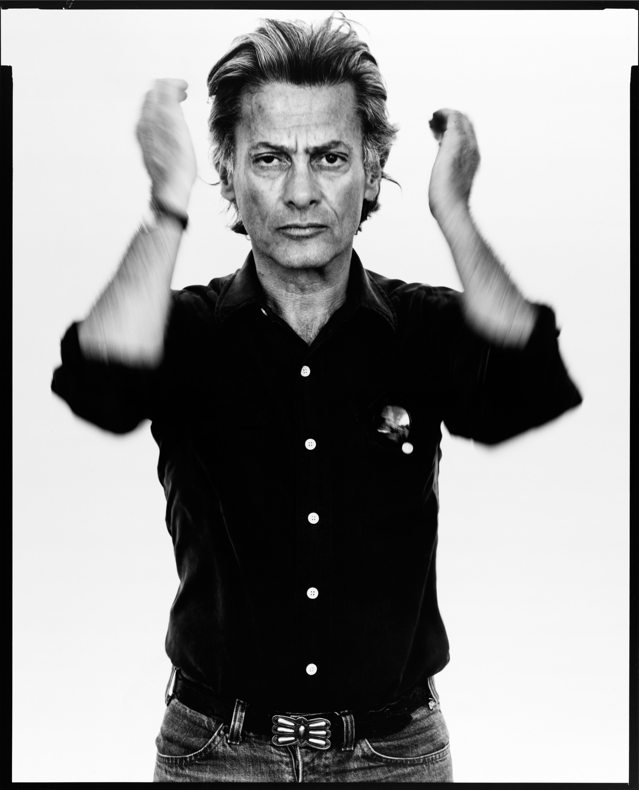 Richard avedon self portrait photographer