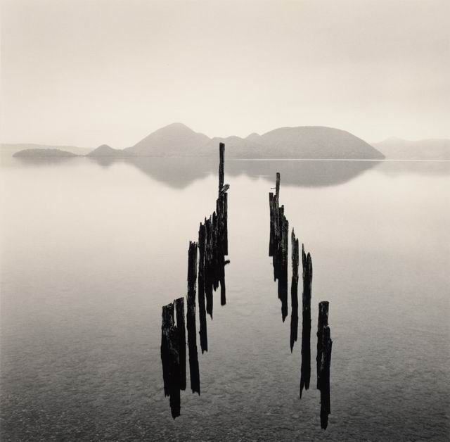 Photography by michael kenna