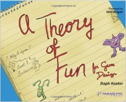 A DESIGN FOR THEORY GAME FUN OF