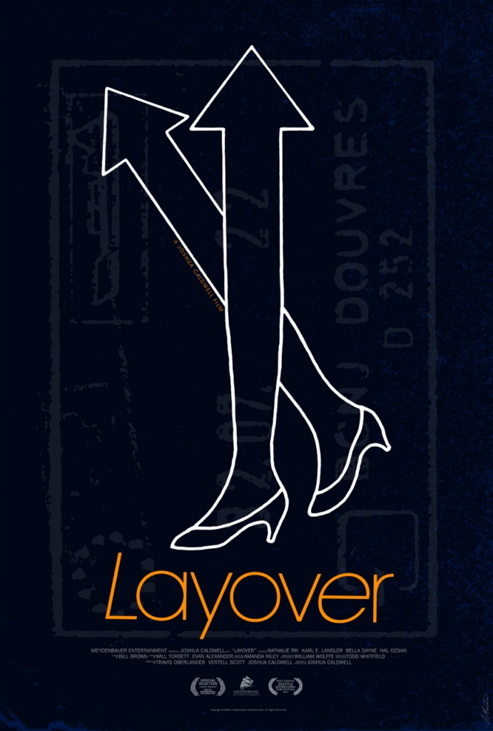 Layover Movie Poster