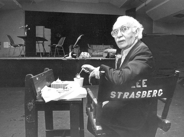 Lee Strasberg method acting