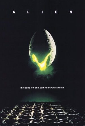 Alien movie poster 1979