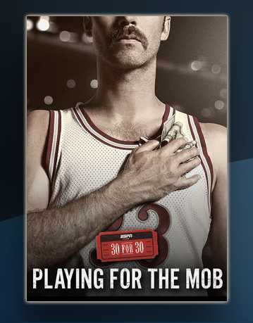Playing for the Mob cover