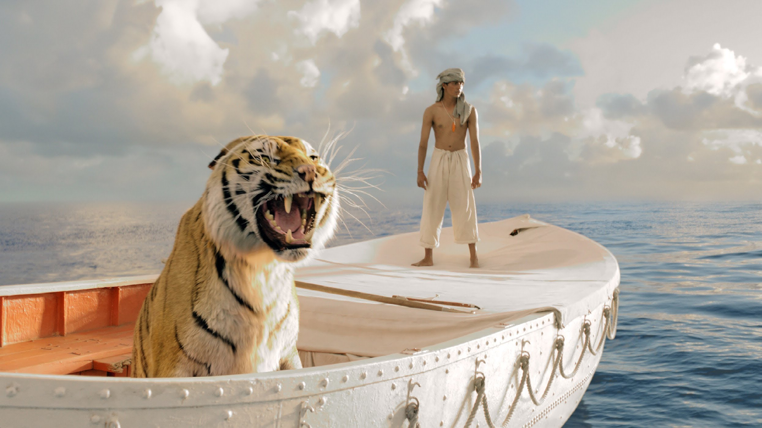 Best Cinematography Looking At Life Of Pi
