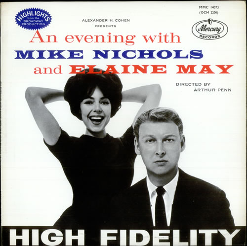 mike nichols elaine may an evening with