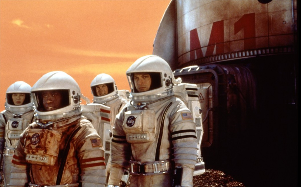 an argument that the us is justified in using billions on nasa missions to mars Threat to the united states by the soviet union nasa leaders under the apollo line item could be justified as step--the apollo missions.