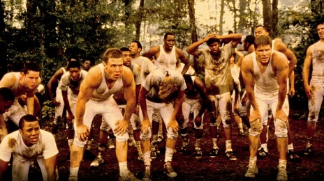 Remember the Titans training scene