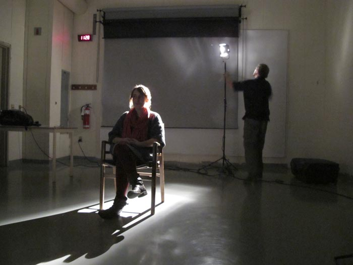 Lighting filmmaking
