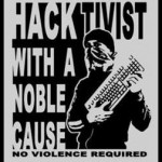 Hacktivists with a noble cause