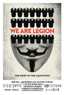 We Are Legion movie poster