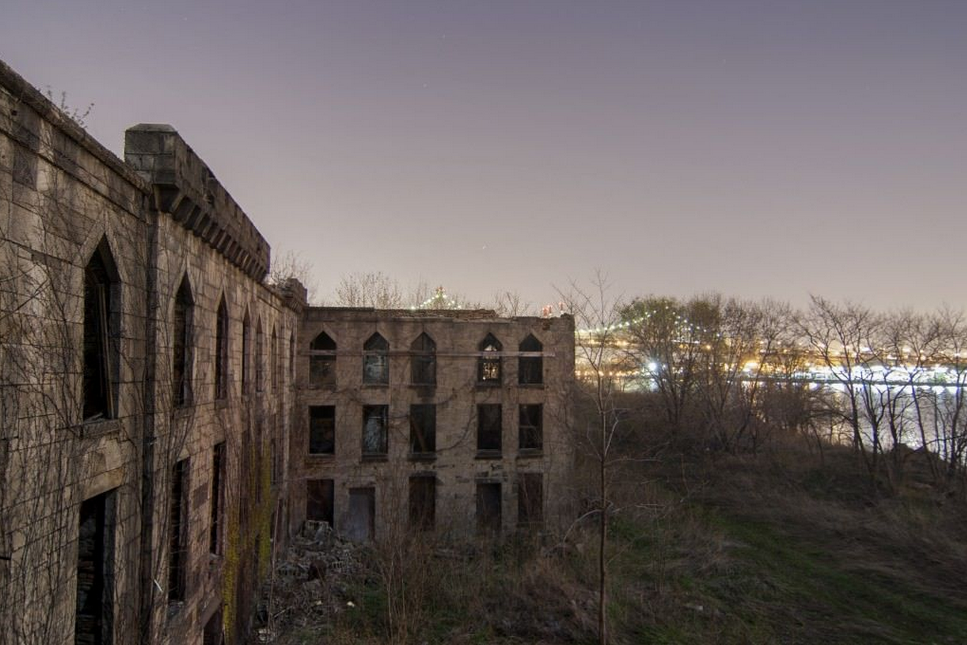 Abandoned Places To Photograph In New York City