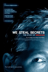 We Steal Secrets movie poster