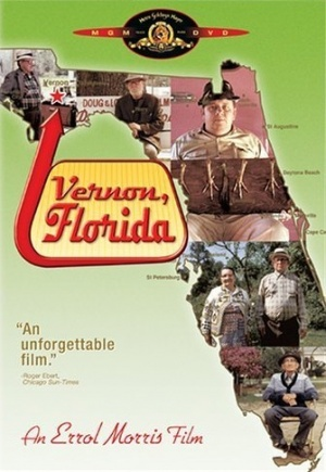 Vernon, Florida DVD cover