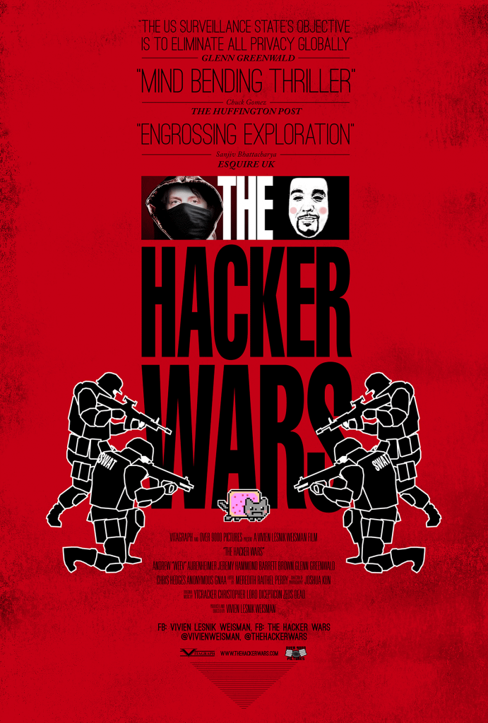 The Hacker Wars movie poster