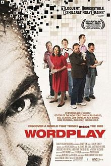 Wordplay movie poster