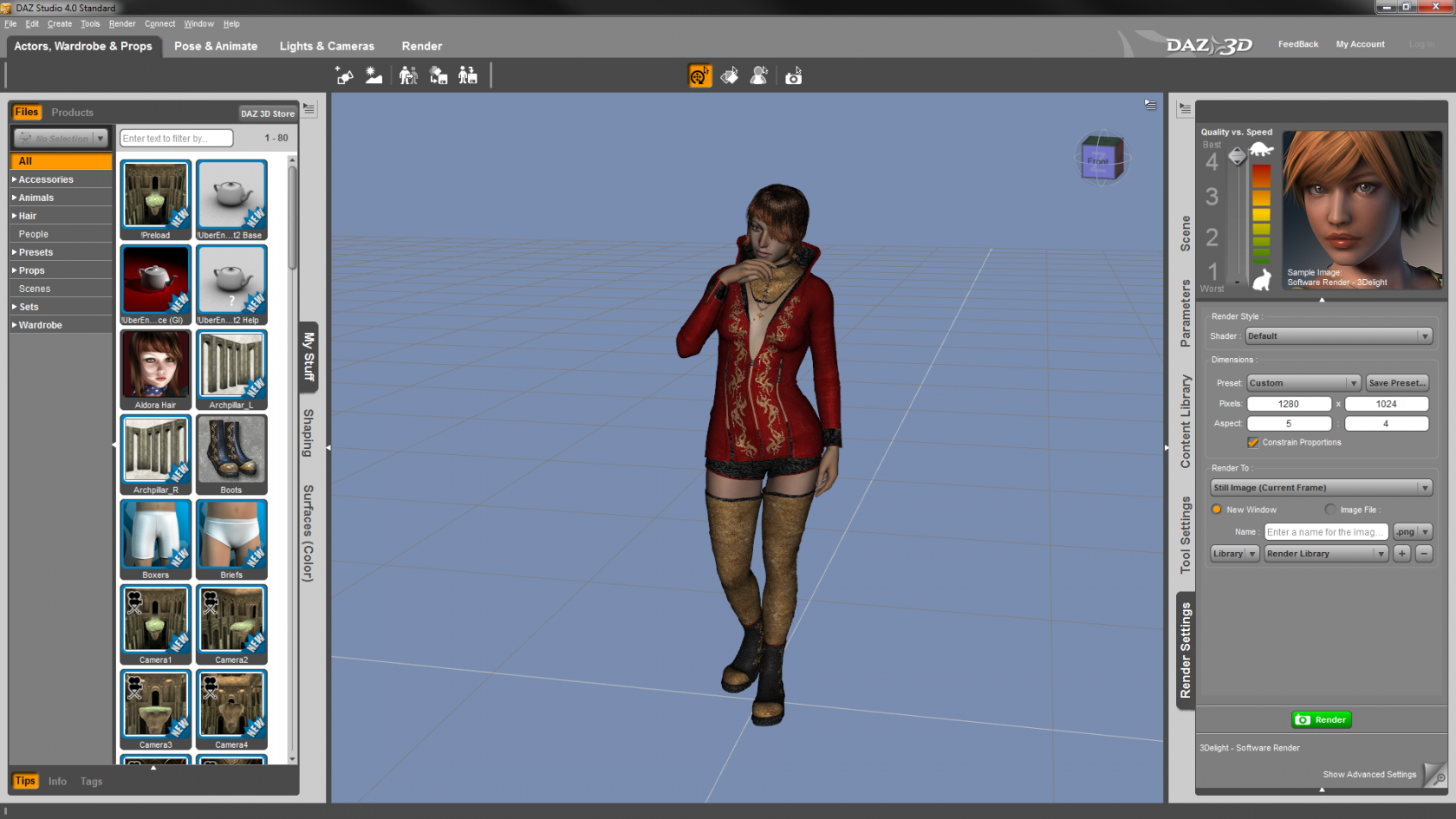 3d Character Design Software Free Download : The best free open source animation software