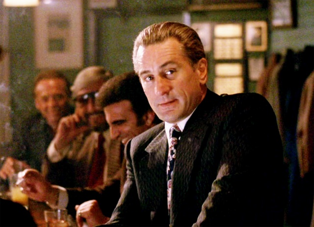 DeNiro in Goodfellas