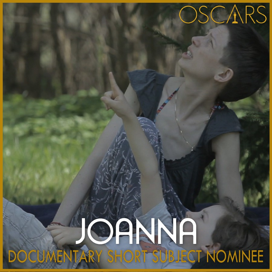 Documentary Short Subject Nominee Joanna