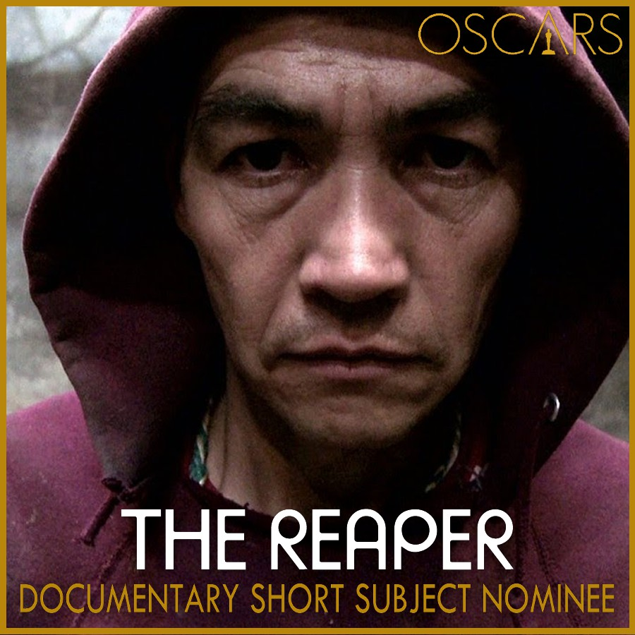 Documentary Short Subject Nominee The Reaper