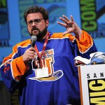 Kevin Smith speaks at Comic Con