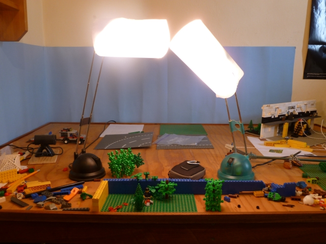 Stop Motion Lighting Student Resources
