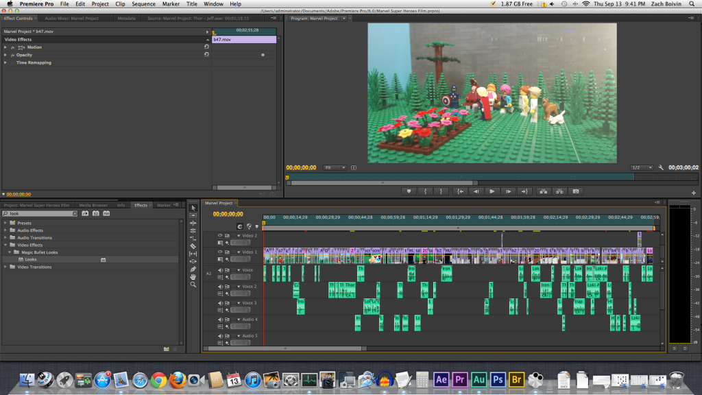 stop motion editing software