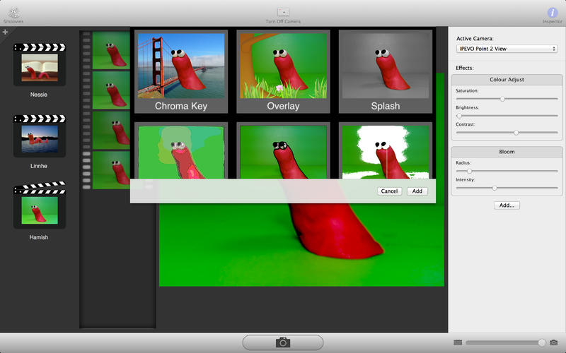 stop frame animation software free mac