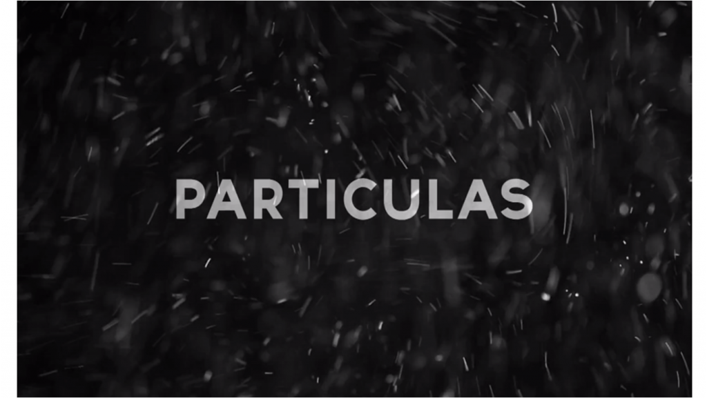 organic particles effect