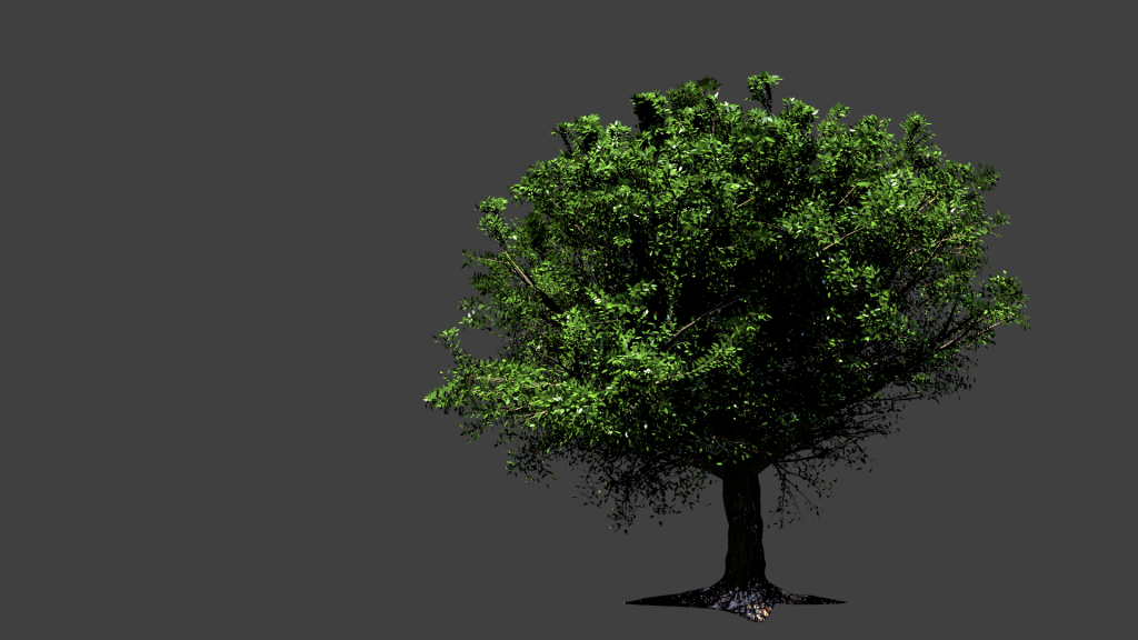 Povray free modeling software