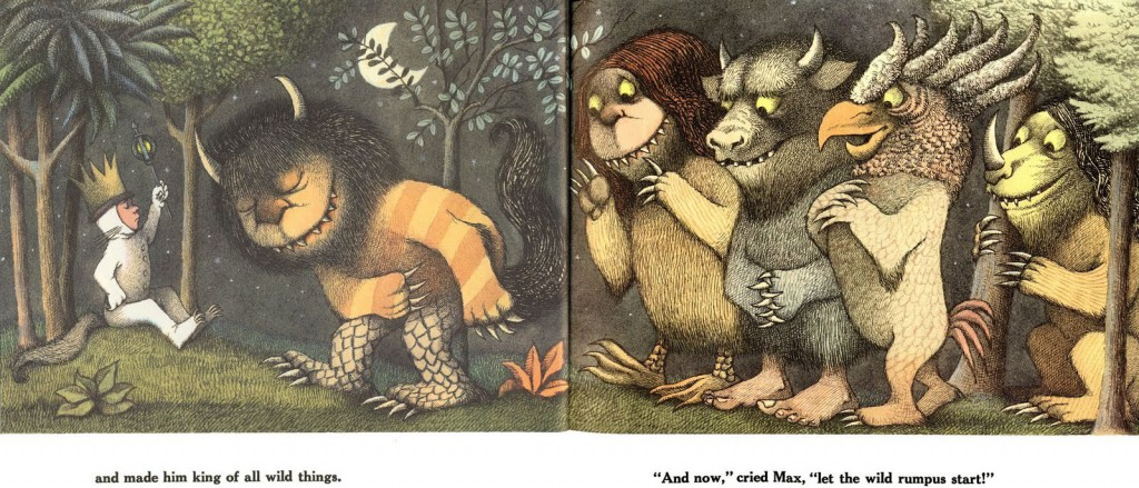 Maurice Sendak famous illustrators