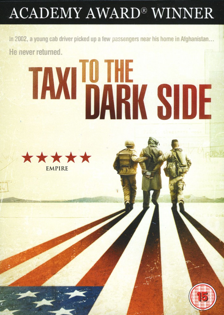 Taxi to the Dark Side DVD cover
