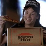 Wayne's World Pizza Hut
