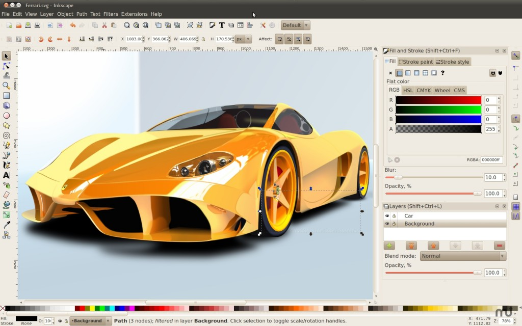 Scribble Drawing Software : Six free alternatives to adobe illustrator