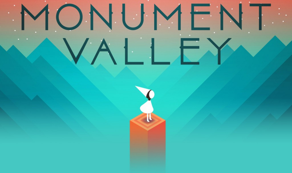 monument valley game design