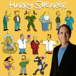 The many characters of Harry Shearer