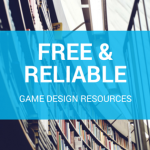 Game design resources online