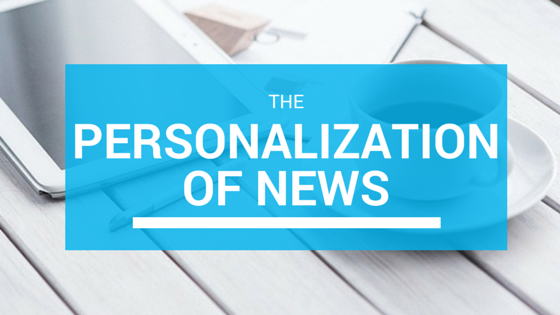 The personalization of broadcast news