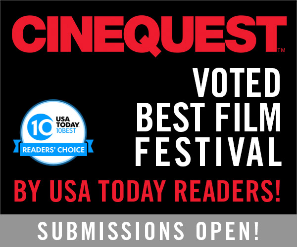 Cinequest Voted Best Film Festival By USA Today