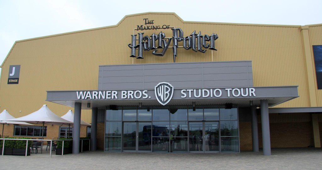Harry Potter making of