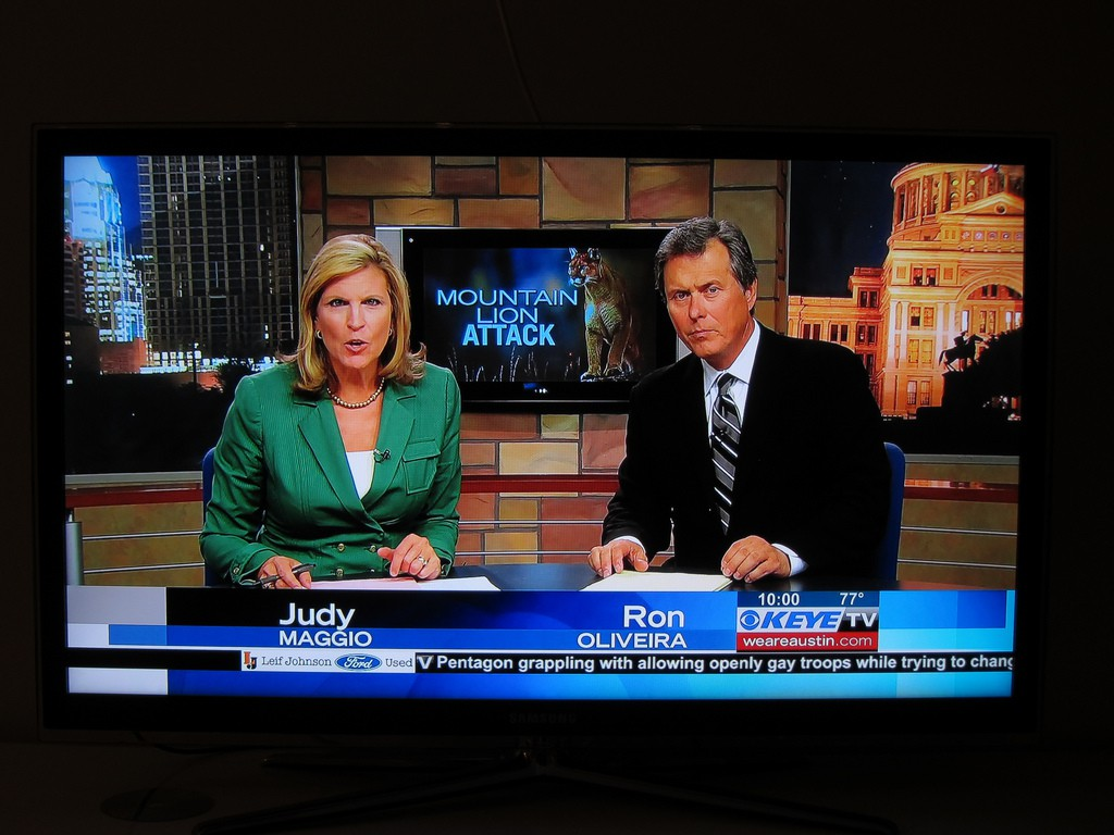 local newscasters