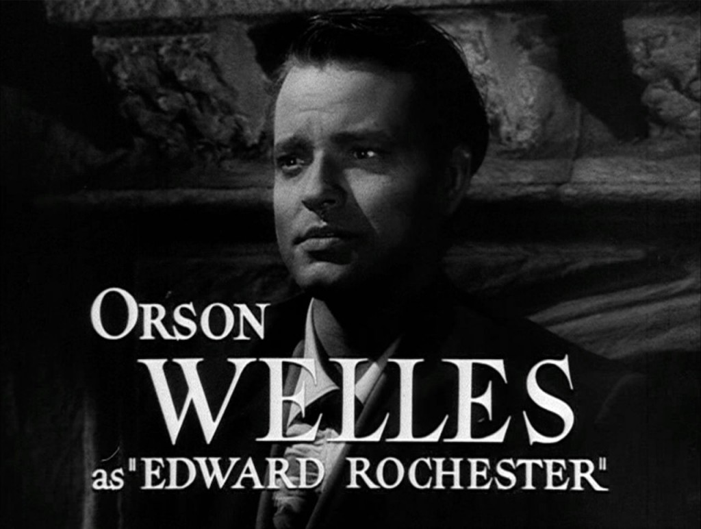 Orson Welles in Jane Eyre