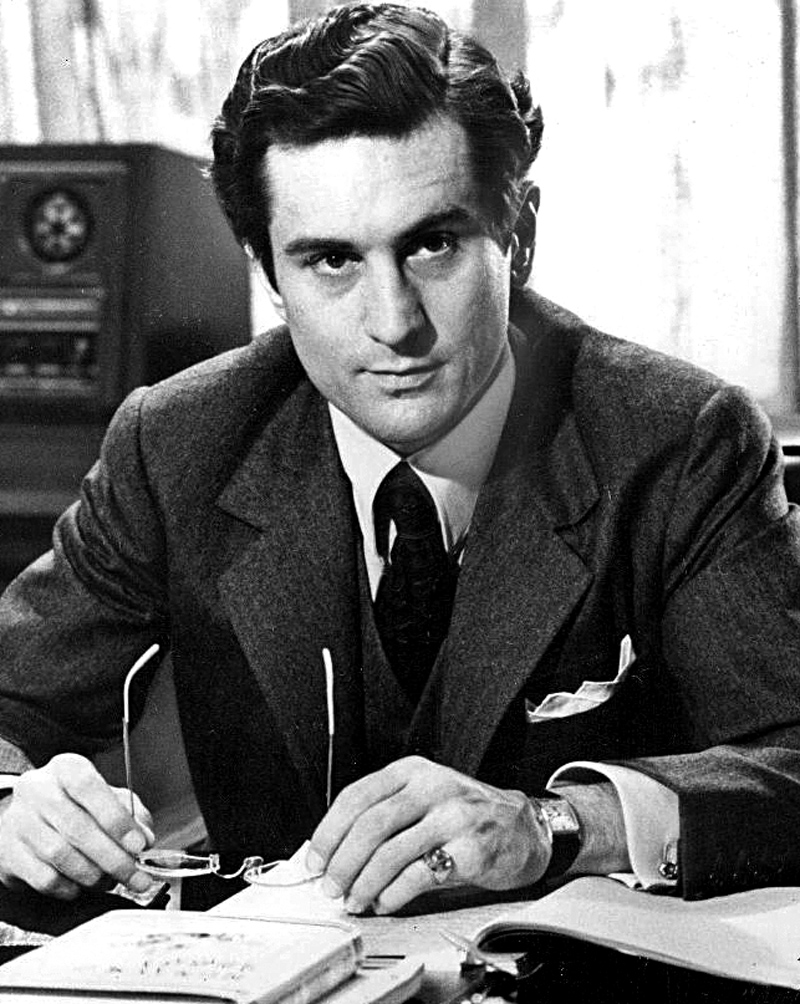 Robert De Niro in The Last Tycoon